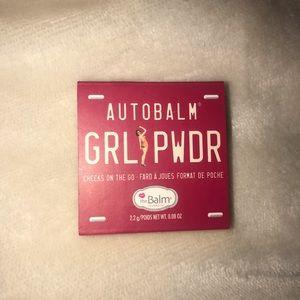 AUTOBALM GRL PWDR in Bourbon